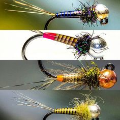 Nymph-Collage  #theonefly.com #flyfishing #flytying #flies #nymphs #fliegenbinden #fliegenfischen #trout #forelle #browntrout #äsche #grayling #bugbond #polishquills #troutfly #rainbowtrout #nymph #flyfish #freshwaterflies #foodforfish #flyonly #quillbody #polishquills
