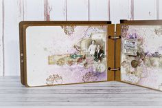 Hello friends! It's Marta Turska – Grochocka here :) How you guys doing in New Year 2016? Ready for our January Color Challenge?! Today I would like to show you my art journal pages, created with…