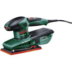 Ponceuse vibrante filaire BOSCH Pss 250ae, 250 W | Leroy Merlin