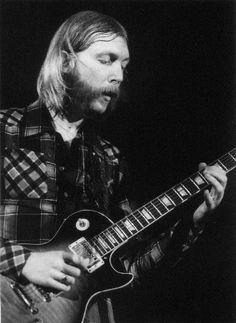 Duane Allman circa 1970