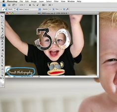How to make your own Watermark in Photoshop