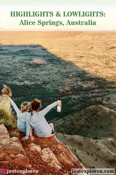 Going to Alice Springs? Here are the 'must see' places you should visit
