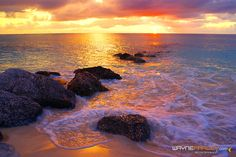 Sunset in Leeward, Providenciales, Turks and Caicos Islands