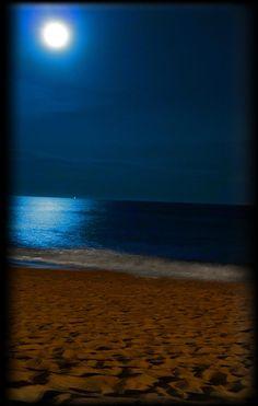 Moonlight - Cabo San Lucas, Mexico