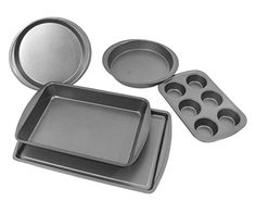 mainstays 5piece nonstick bakeware set check out this great product - Bakeware Sets