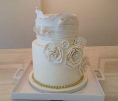 Gâteau de mariage Montreal www.dliche.ca #gateaux #mariage # ...