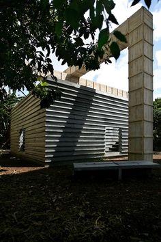 Crux Pavilion,© Diana Quintela