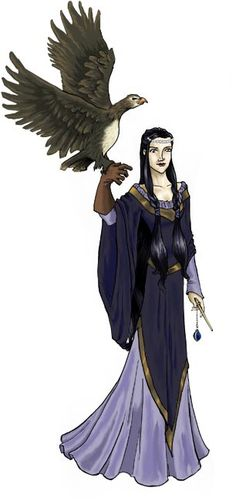 Rowena Ravenclaw by anonamouse.deviantart.com on @DeviantArt