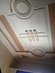 Plaster Ceiling Design, Gypsum Ceiling Design, House Ceiling Design, Home Stairs Design, Ceiling Design Living Room, House Gate Design, Bedroom False Ceiling Design, House Front Design, Ceiling Decor