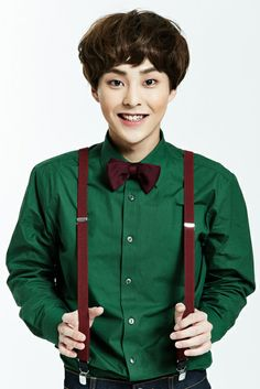 Xiumin ♡ #EXO // Miracles in December