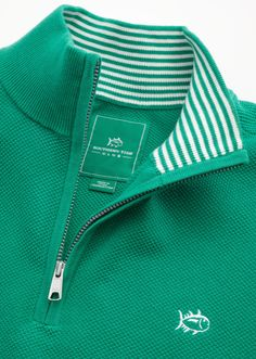 Hickory Hill 1/4 Zip Pullover | Southen Tide