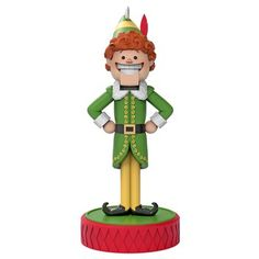 2019 Son of a Nutcracker Elf Hallmark Christmas Ornament - Sound and Movement Hooked on Hallmark Ornaments Nutcracker Figures, Nutcracker Ornaments, Hallmark Christmas Ornaments, Baby First Christmas Ornament, Nutcracker Christmas, Christmas Elf, Christmas Humor, Christmas Crafts, Nutcracker Characters