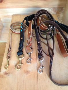 Build Your Own Leash | Paco Collars: Custom Leather Dog Collars
