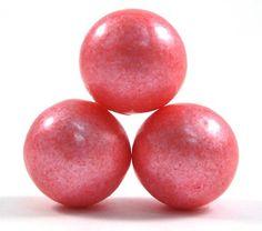 Pink  Shimmer Gum Balls #nutsdotcom  #wedding