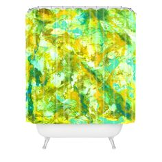 Rosie Brown In the Web Shower Curtain | DENY Designs Home Accessories  #shower #curtain #art #homedecor #bathroom #denydesigns