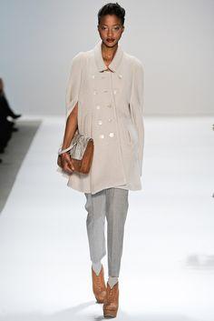 Nanette Lepore Fall 2011 Ready-to-Wear Fashion Show - Nyasha Mantonhodze