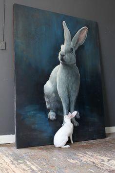 Schilderijen - Nanouk Weijnen