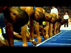 ARE.YOU.READY.  2012 London Olympic Games 100m Build Up, Usain Bolt, Asafa Powell and Tyson Gay  visit also: i-race.sky.it  #skyirace #olympics #usain bolt