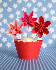 Millalove cupcake toppers