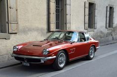 Looking for the Maserati of your dreams? There are currently 265 Maserati cars as well as thousands of other iconic classic and collectors cars for sale on Classic Driver. Maserati For Sale, Maserati Car, Maserati Alfieri, Collector Cars For Sale, Top Cars, Chevrolet Impala, Shabby Chic Homes, Sport Cars, Exotic Cars