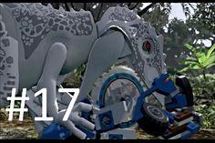 LEGO Jurassic World Game Level #17  Gyrosphere Valley (Gameplay Walkthro...