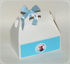 Caixa Surpresa Frozen mod. 2 - R$4,90 cada | #danielatruvilhanofestas #festafrozen #frozen #caixasurpresa #lembrancinhas #lembracinhaspersonalziadas #personalizados