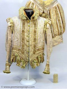 """Lord Wessex's wedding suit  """"Shakespeare in Love"""""""
