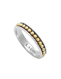 LAGOS Enso  Circle Ring