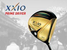 XXIO Prime Driver