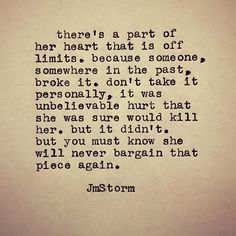 A part of her heart...