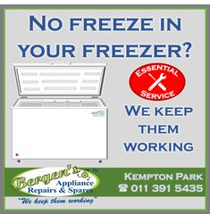 When an appliance stops working, it's never a convenient time but even in this lockdown some appliances have been deemed essential i.e. Fridges, Washing Machines, Tumble Dryers, Freezers, Stoves or Ovens, Microwaves and Dishwashers. We are in your area and only one call away. Your appliance is sanitized before and after repairs for your safety and ours. Microwaves, Dishwashers, Bergen, Tumble Dryers, Kempton Park, Creating Communities, Domestic Appliances, Washing Machines, Appliance Repair