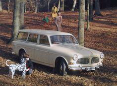 Volvo 122S (P220) '1962–69