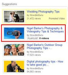 15 YouTube Marketing Strategies You Can't Afford To Miss: By far one of the best resources I've ever seen for YT.