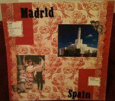 Madrid, Spain temple page