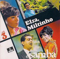 Dans une précédente chrotique, j'ai eu le loisir de dire tout le bien que je pensais du couple Elza e Miltinho (Elza, Miltinho e Samba - 1967). Je pourrai faire à peu près le même copier - coller tant ce volume 3 du duo est d'une très bonne facture. Il...