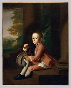 John Singleton Copley: Daniel Crommelin Verplanck (49.12) | Heilbrunn Timeline of Art History | The Metropolitan Museum of Art