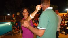 animazione e balli al villaggio Costa Alta