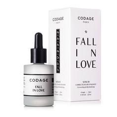 Sérum visage automne|Régénérant, revitalisant|CODAGE