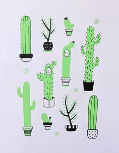 Cactus - Alejandra Morenilla