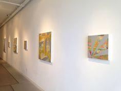 Steve Lomprey Artist Exhibition Paintings Wall Gallery Oakland