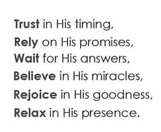 Trust Issues Quotes, Christian Bulletin Boards, Fantastic Quotes, In His Presence, Waiting For Him, Keep The Faith, Morning Motivation, Thank God, Famous Quotes