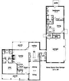 Bedroom House Plans With Inlaw Sutie Html on