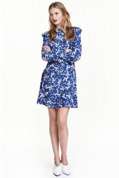 Vestito blu hm obchod