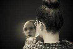 Q&A Sunday: Mirrors and Spirits — Anjie Cho Mirrors And Spirits, Conceited People, Images Of Glasses, Narcissistic Personality Disorder, Rich People, You Are Perfect, Look In The Mirror, Kinds Of People, Simple Way