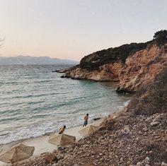 Beach Life 🌊 #beach #sea #greece Greece, Sea, Water, Wanderlust, Outdoor, Life, Greece Country, Gripe Water, Outdoors