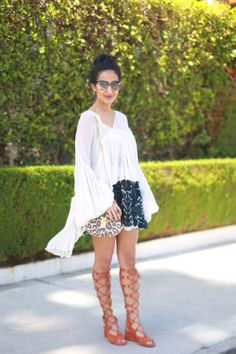 The best summer festival fashion spotted at Coachella.