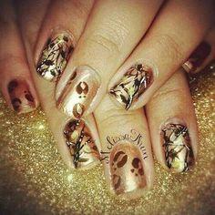 Realtree Nails.