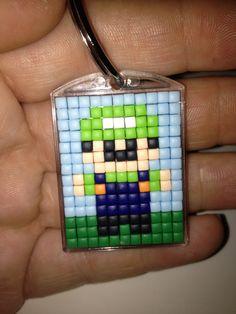 Luigi pixel