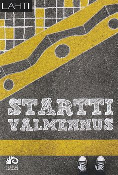 Starttivalmennus - Leaflet