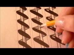 How to draw tanglepattern Sinewaves